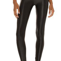 KORAL Lustrous High Rise Legging in Black   Revolve Clothing (Global)