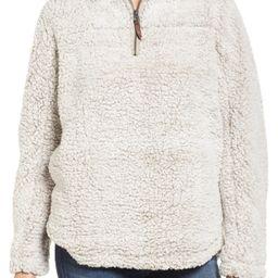 Thread & Supply Wubby Fleece Pullover   Nordstrom