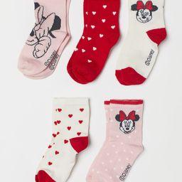 5-pack Socks | H&M (US)