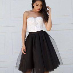 Tulle skirt, Black Tulle Skirt, Bridesmaid Skirt , Flower Girl Skirt, Petticoat, Gown, Wedding Skirt | Etsy (US)