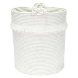Round Fabric Bin White - Pillowfort™   Target