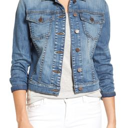 KUT from the Kloth 'Helena' Denim Jacket (Regular & Petite) | Nordstrom