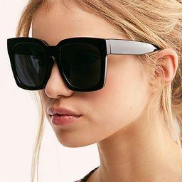Dixie Jane Oversized Sunglasses | Free People (US)