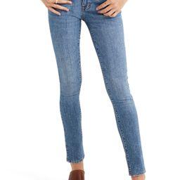 Madewell 9-Inch High Waist Stretch Skinny Jeans (Regina) (Regular & Plus Size) | Nordstrom