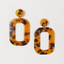 Large Earrings | H&M (US)