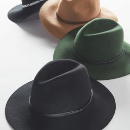 Anna Felt Panama Hat | Urban Outfitters (US and RoW)