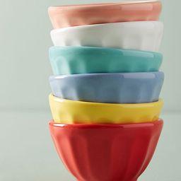 Mini Latte Bowls, Set of 6 | Anthropologie (US)