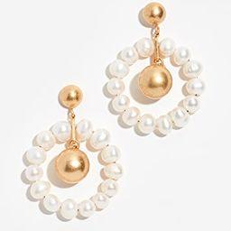 Agnes Pearl Earrings | Shopbop