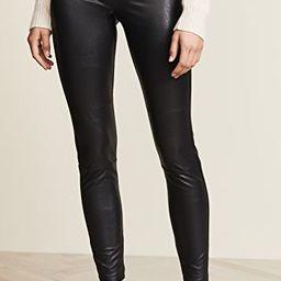 Downtown Faux Leather Leggings | Shopbop