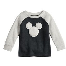 Disney's Mickey Mouse Toddler Boy Raglan Top by Jumping Beans® | Kohl's