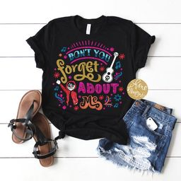 Don't You Forget About Me - CoCo Inspired Magical Glitter Shirt - Coco Shirt - Breakfast Club Shirt   Etsy (US)