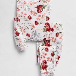 babyGap | Disney Roses PJ Set | Gap US
