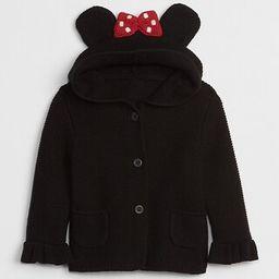 babyGap | Disney Minnie Mouse Garter Sweater | Gap US