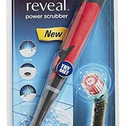 Rubbermaid Reveal Power Scrubber with 1/2 in General Cleaning Head (1839685)   Amazon (US)
