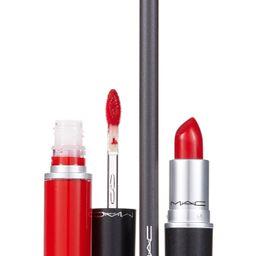MAC Red Lip Kit (Nordstrom Exclusive) ($55.50 Value) | Nordstrom