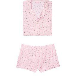 The Short Sleeve Knit PJ   Victoria's Secret