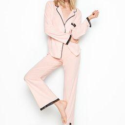 The Sleepover Knit PJ   Victoria's Secret