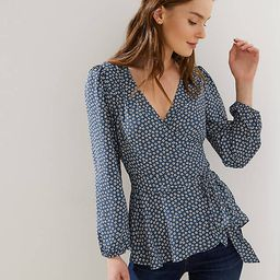 https://www.loft.com/daisy-bloom-wrap-blouse/493365?skuId=26737775&defaultColor=1341&catid=catl00001 | LOFT
