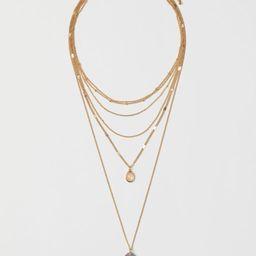Multi-strand Necklace | H&M (US)