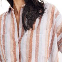 Madewell Flannel Courier Shirt (Regular & Plus Size) | Nordstrom