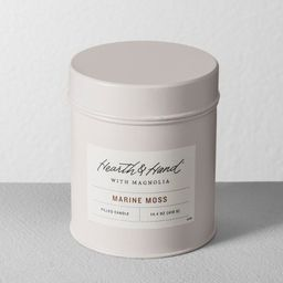 Tin Candle Marine Moss - Hearth & Hand™ with Magnolia | Target