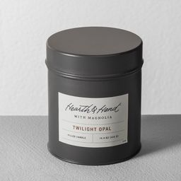 Tin Candle Twilight Opal - Hearth & Hand™ with Magnolia | Target