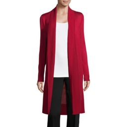 Worthington Womens Long Sleeve Open Front Cardigan | JCPenney