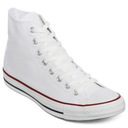 Converse Chuck Taylor All Star High Top Sneakers Unisex Sizing JCPenney | JCPenney