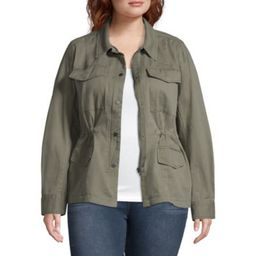 a.n.a Anorak Jacket | JCPenney