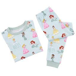 Disney Princess Cotton Tight Fit Pajamas | Pottery Barn Kids