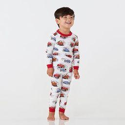 Disney Pixar Cars Cotton Tight Fit Pajamas | Pottery Barn Kids