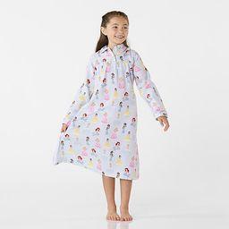 Disney Princess Flannel Nightgown | Pottery Barn Kids