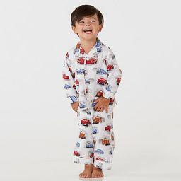 Disney Pixar Cars Flannel Pajamas | Pottery Barn Kids