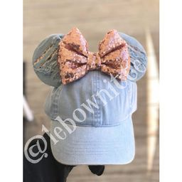 Ripped jeans ears hat   Etsy (US)