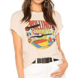 DAYDREAMER Stones Around the World Tee in Sand   Revolve Clothing (Global)