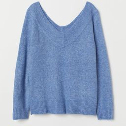 V-neck Sweater | H&M (US)