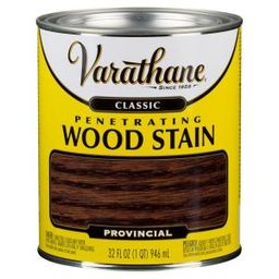 Varathane 1 qt. Provincial Classic Wood Interior Stain-339703 - The Home Depot | The Home Depot
