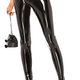 Commando Perfect Control Patent Leather Legging in Black   Revolve Clothing (Global)