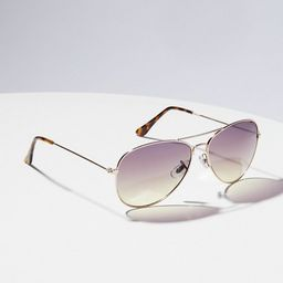 Aviator Sunglasses   LOFT   LOFT
