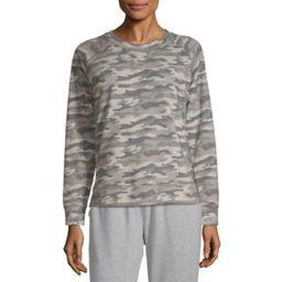 Xersion Lounge Raglan Sweatshirt - JCPenney | JCPenney