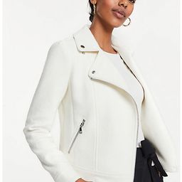 Textured Tweed Moto Jacket   Ann Taylor (US)