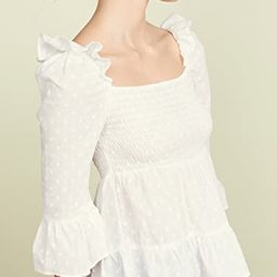 Pay Attention Blouse | Shopbop