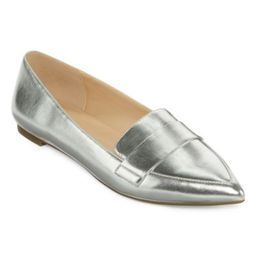 a.n.a Womens Glen Ballet Flats Slip-on Pointed Toe | JCPenney