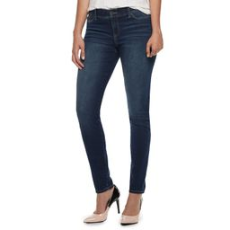 Women's Juicy Couture Flaunt It Seamless Midrise Skinny Jeans | Kohl's