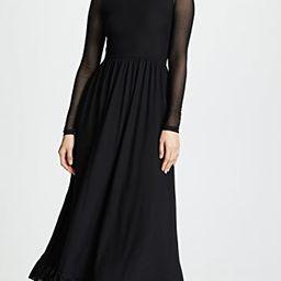 Dot Mesh Dress   Shopbop