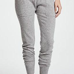 Essential Cashmere Pants   Shopbop