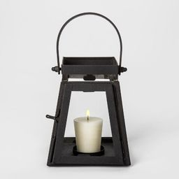"5"" x 4.3"" Decorative Candle Holder Lantern - Smith & Hawken™ | Target"