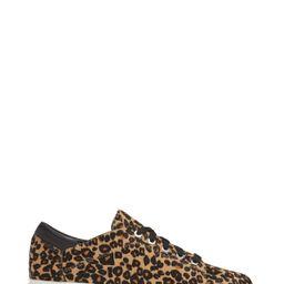 Kendra Genuine Calf Hair Platform Sneaker | Nordstrom