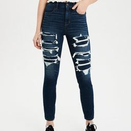 AE 360 Ne(X)t Level Curvy High-Waisted Jegging | American Eagle Outfitters (US & CA)