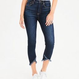 AE Ne(X)t Level Super High-Waisted Jegging Crop | American Eagle Outfitters (US & CA)